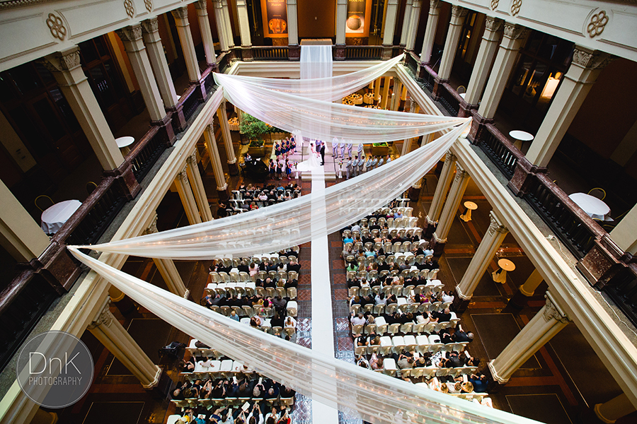 brian and kalie 39 s landmark center wedding in st paul