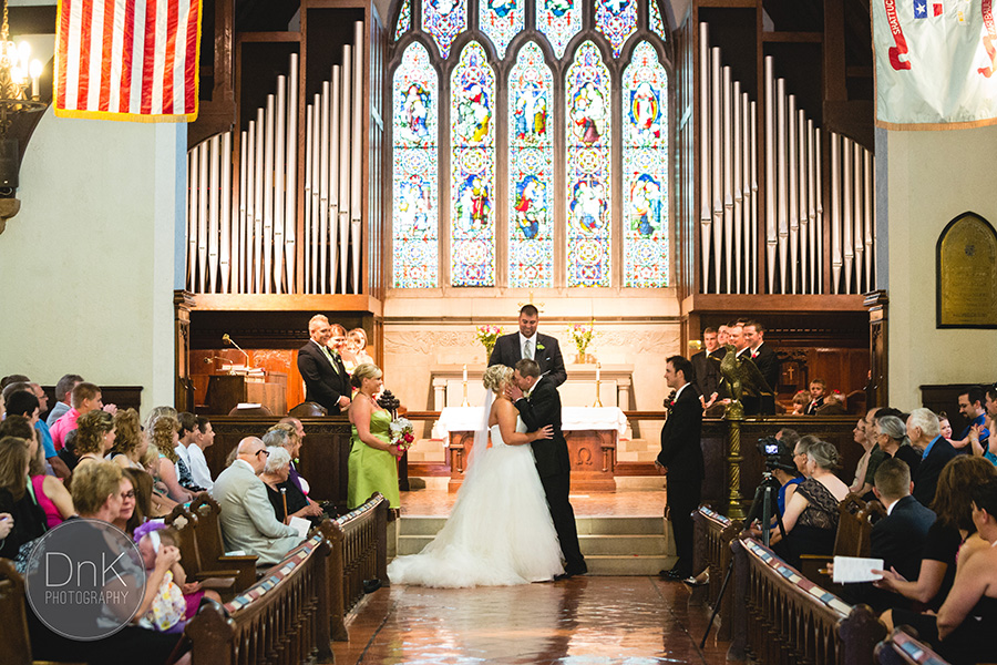 Shattuck St Mary S Wedding With Dave And Melissa Dnk