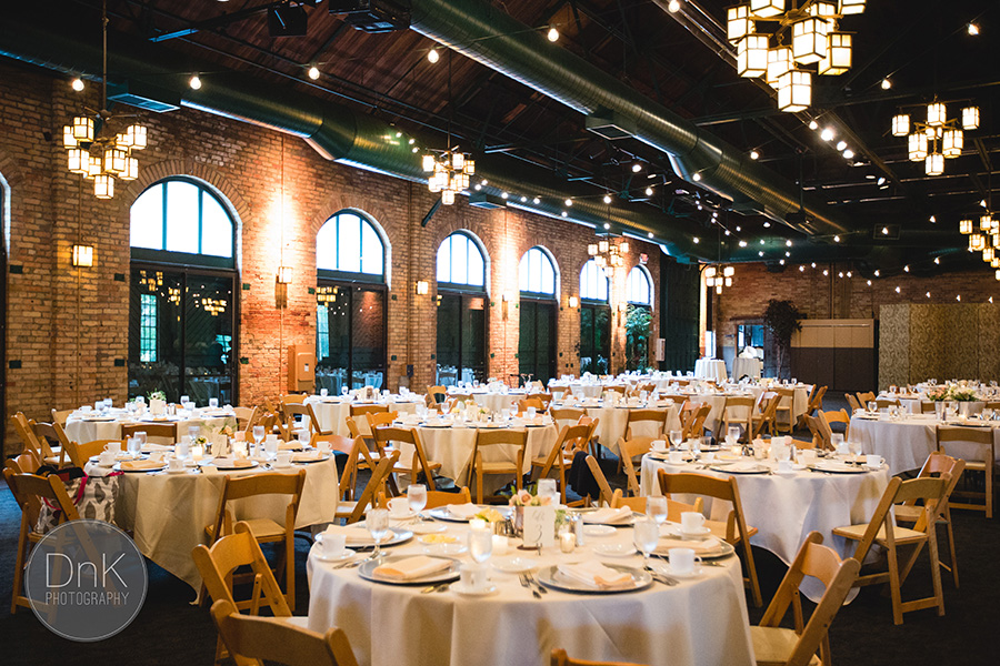 Nicollet Island Pavilion Wedding With K Amp A