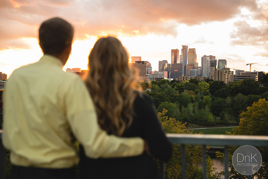 Engagement Pictures in Minneapolis
