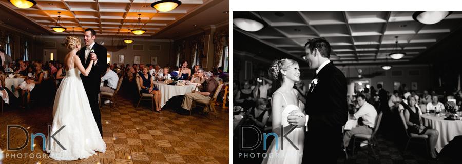 Gale Mansion Wedding Reception
