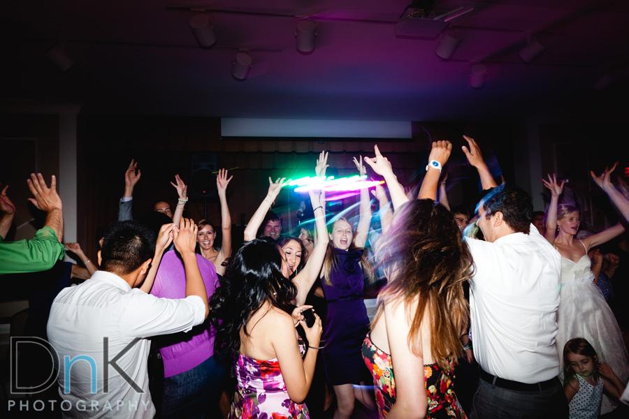 Crazy Wedding Dance Floor
