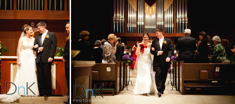 Tate And Amy S Wedding At The Depot Minneapolis Dnk