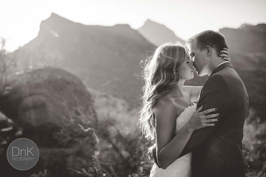 02-Tucson Mountain Desert Bridal Session