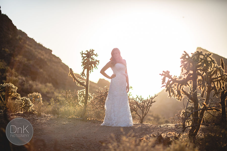 04-Tucson Desert Bridal Session