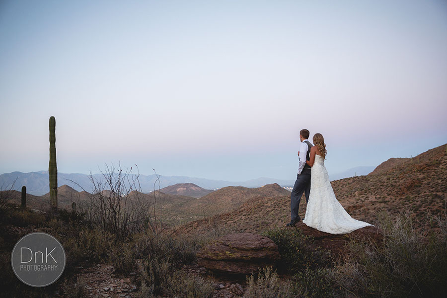 11-Tucson Mountain Bridal Session
