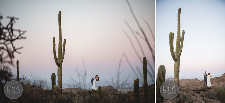 12-Tucson Mountain Bridal Session