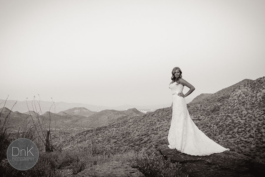 14-Tucson Mountain Bridal Session