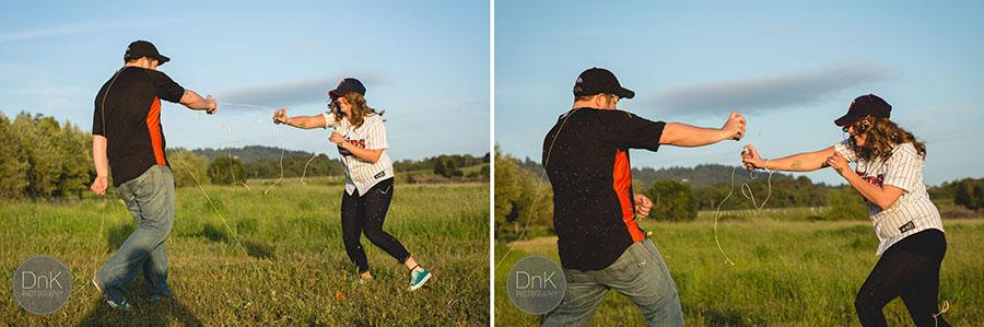 15-Fun Unique Engagement Pictures