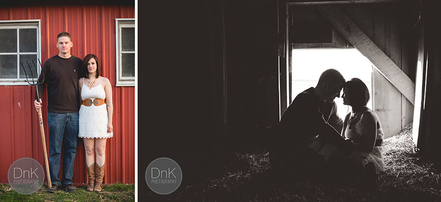 16-awesome barn engagement session