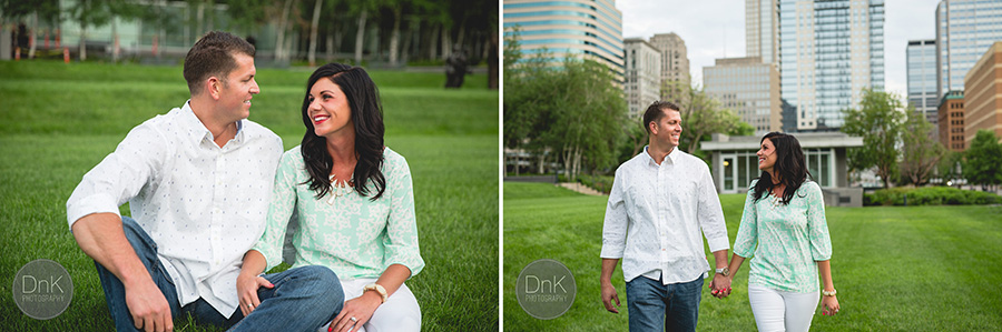 07_Downtown Minneapolis Engagement Session Photographers