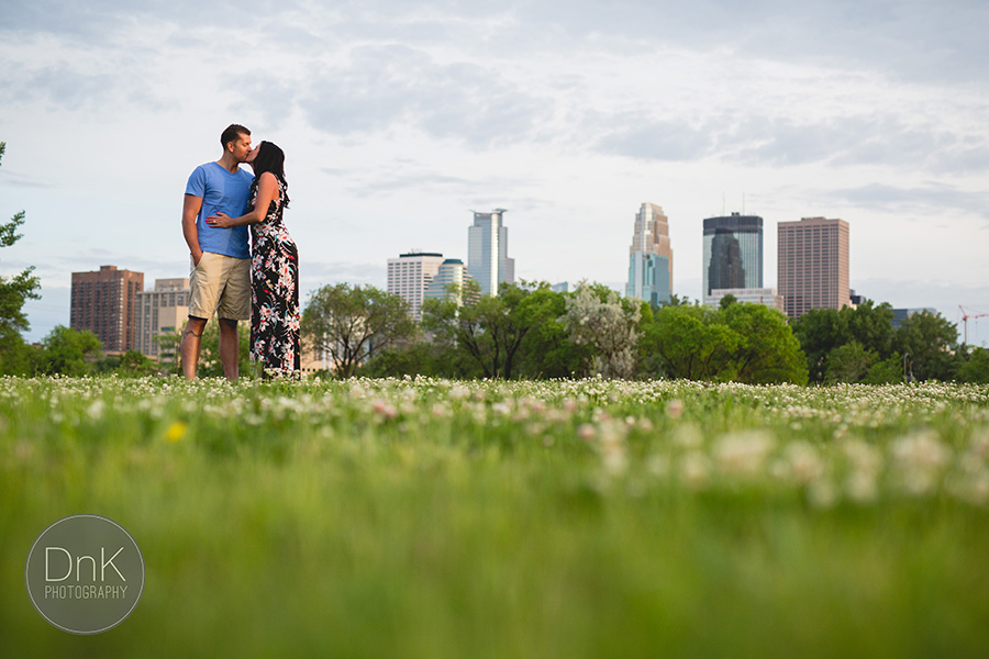 11_Downtown Minneapolis Engagement Session Photographers