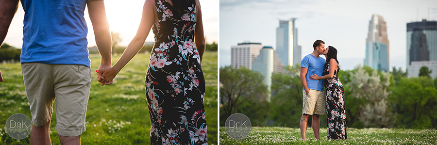 12_Downtown Minneapolis Engagement Session Photographers