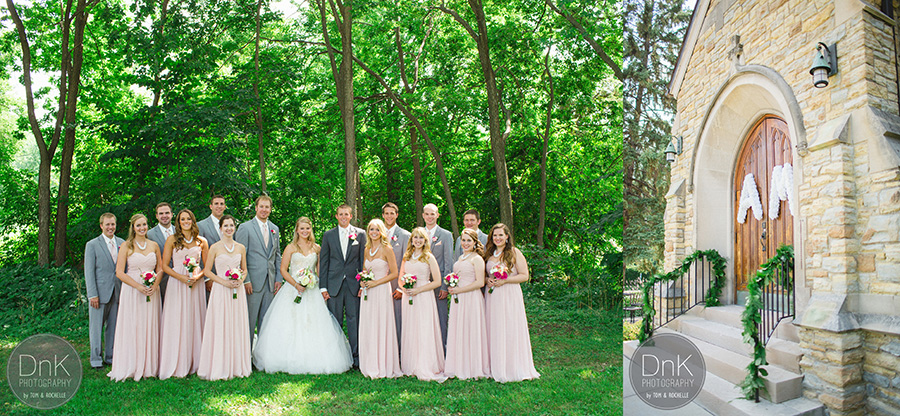16_Bridal Party Photos Minneapolis Wedding Photographer