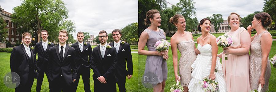 16_Minneapolis Wedding Photographer McNamara Alumni Center Wedding