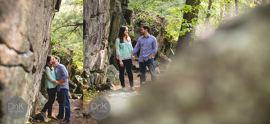 01_State Park Engagement Session Wisconsin