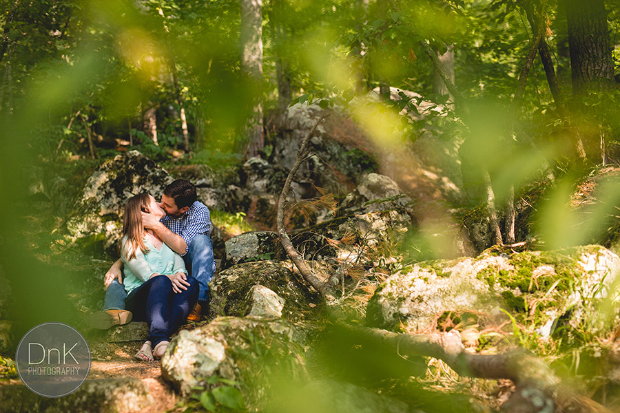 02_State Park Engagement Session Wisconsin