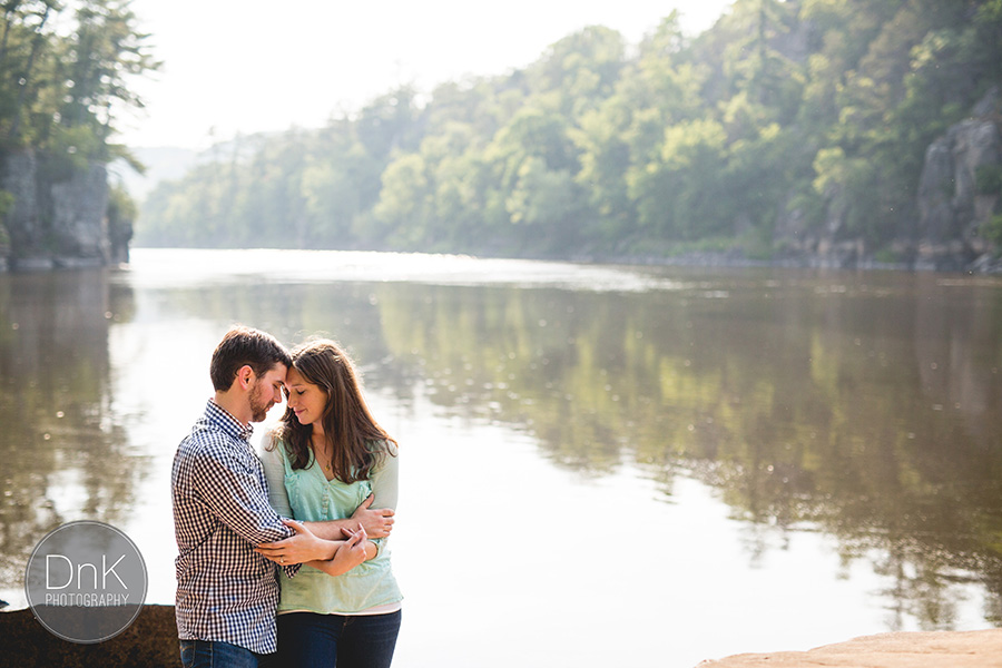 06_State Park Engagement Session Wisconsin