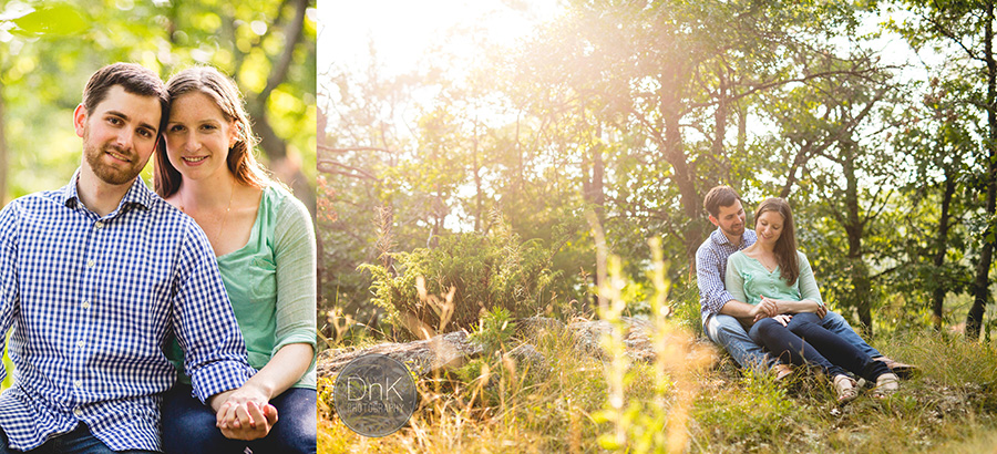 07_State Park Engagement Session Wisconsin