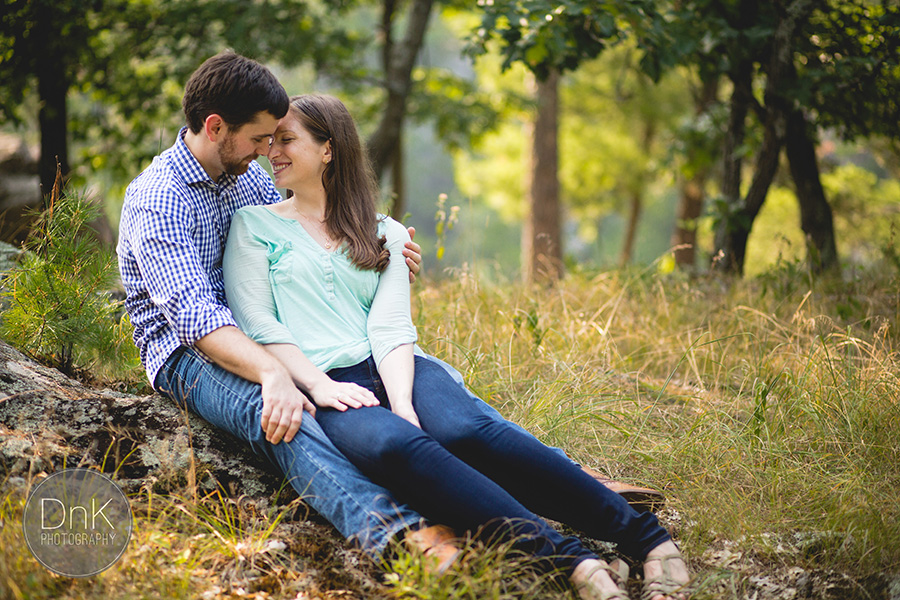 11_State Park Engagement Session Wisconsin