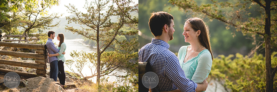 12_State Park Engagement Session Wisconsin
