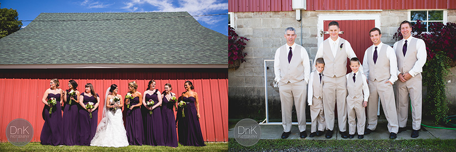 11_Liz and Glenn Minnesota Barn Wedding
