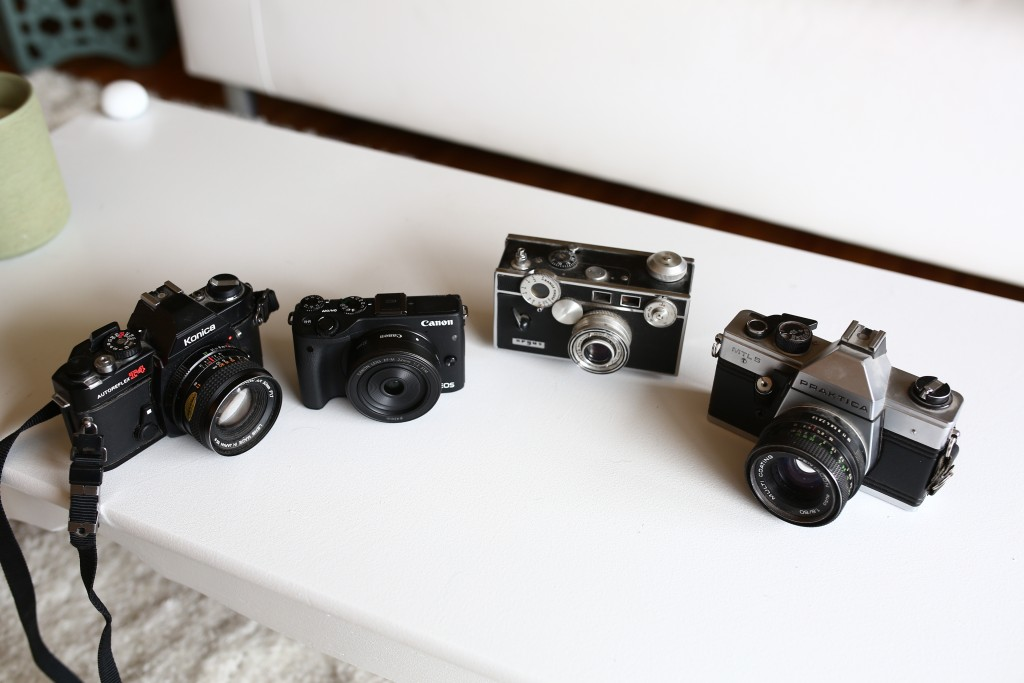 Hands on Review of the Canon EOS M3 VS 5D MKIII - DnK Photography