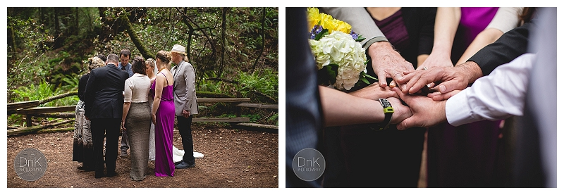 0012- Elopement Wedding Redwoods