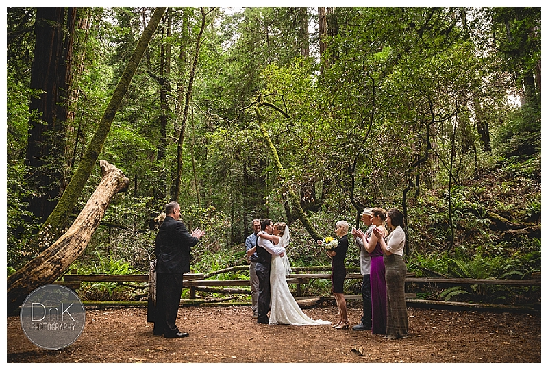 0013- Elopement Wedding Redwoods