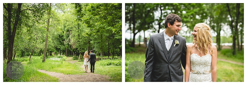 0017- Outdoor Wedding Pictures Minneapolis Park