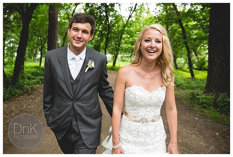 0018- Outdoor Wedding Pictures Minneapolis Park
