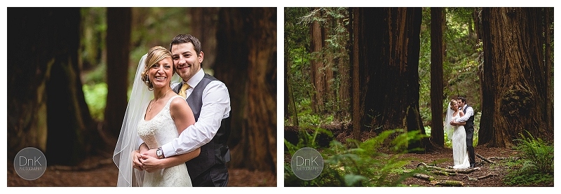 0019- Elopement Wedding Muir Woods California