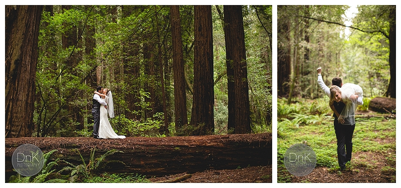 0021- Elopement Wedding Muir Woods California