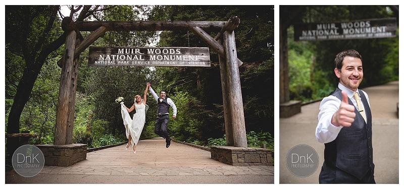 0024- Elopement Wedding Muir Woods California
