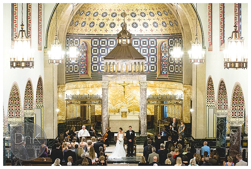 0033Chapel of the Angels Wedding Winona
