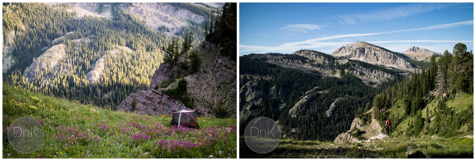 0049- Grand Teton National Park Wyoming Backpacking