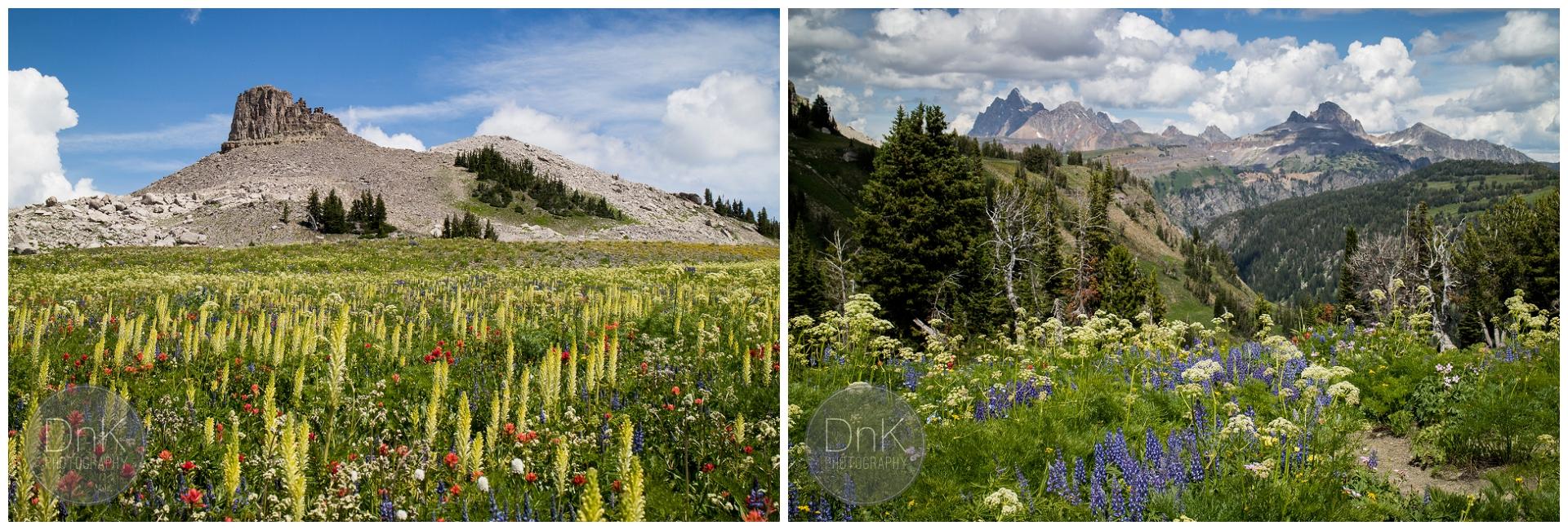 0054- Grand Teton National Park Wyoming Backpacking