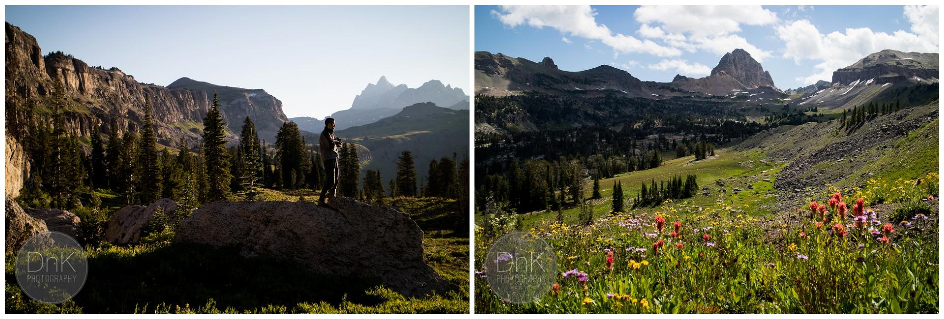 0058- Grand Teton National Park Wyoming Backpacking