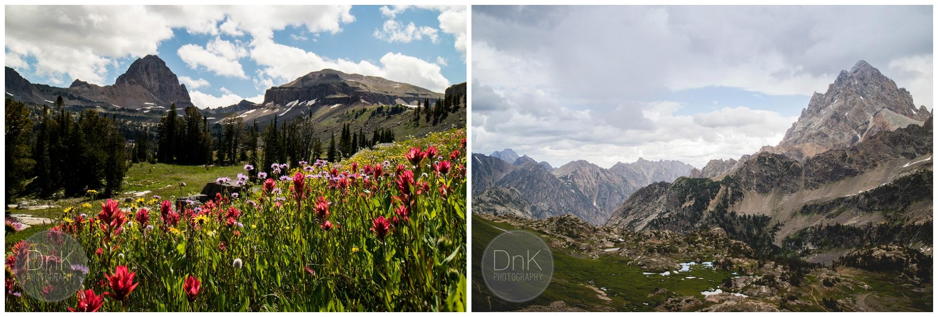 0060- Grand Teton National Park Wyoming Backpacking