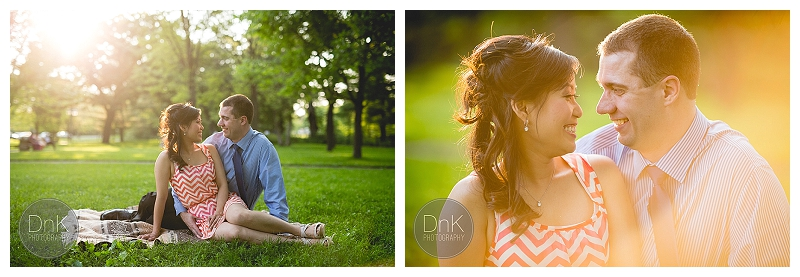 0060-Minnehaha Falls Engagement Session