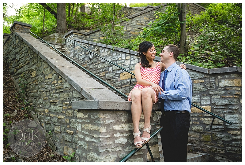 0063-Minnehaha Falls Engagement Session