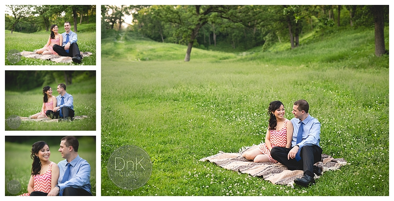 0064-Minnehaha Falls Engagement Session