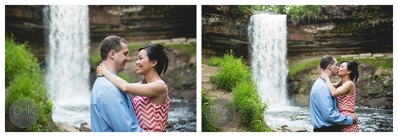 0072-Minnehaha Falls Engagement Session