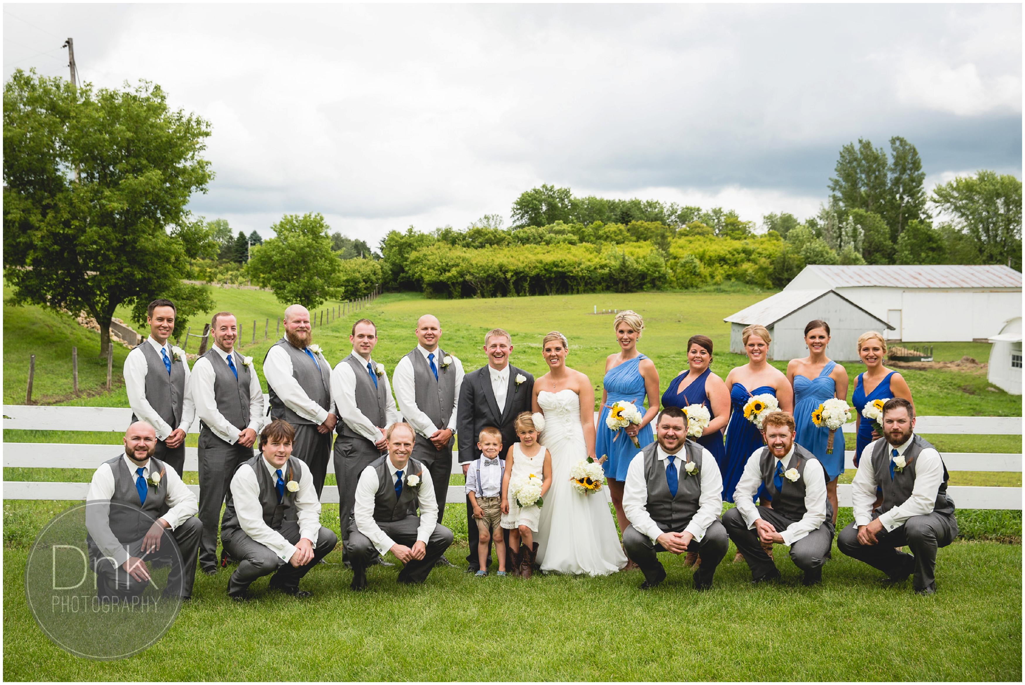 10- Dellwood Barn Wedding Photographer