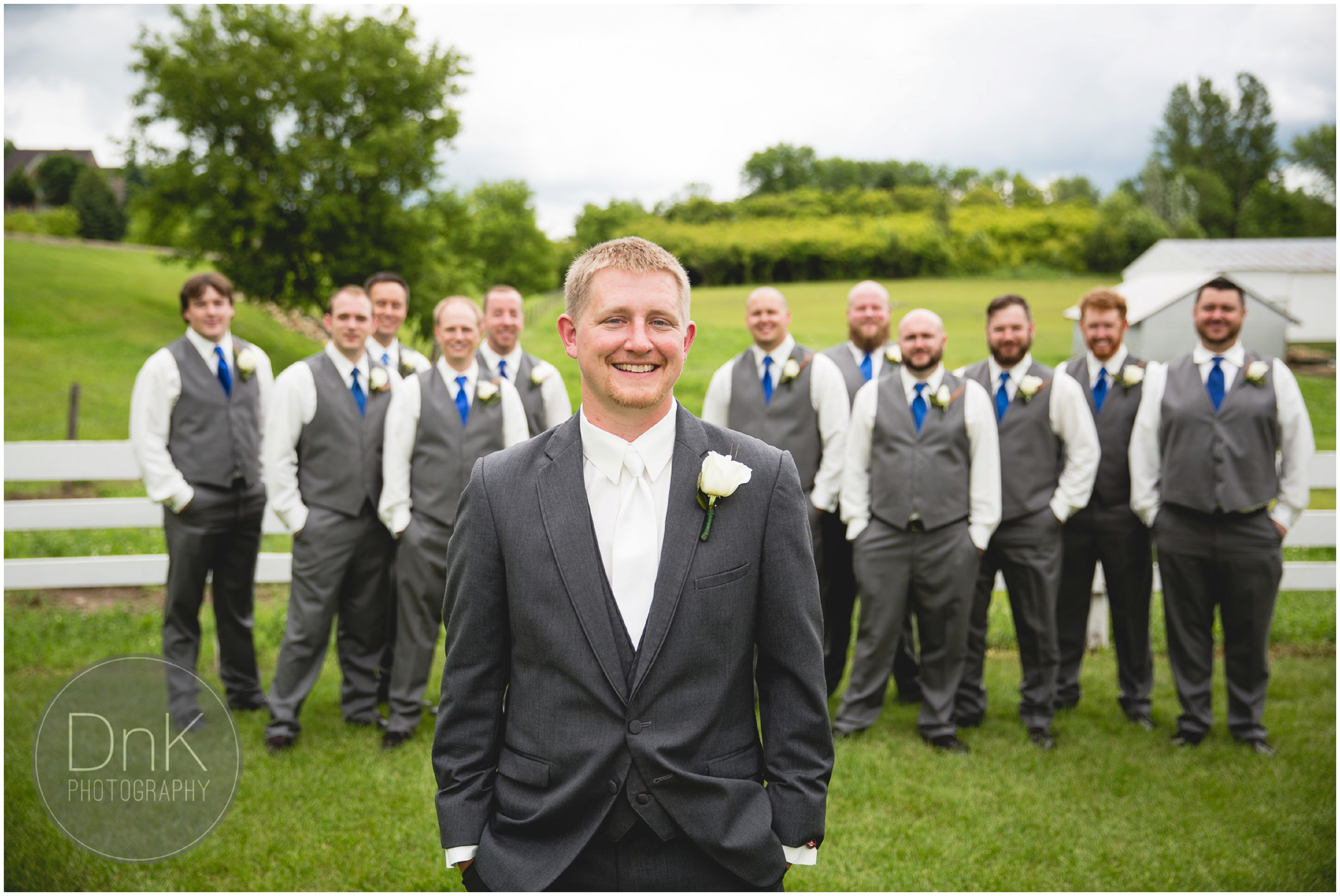 12- Dellwood Barn Wedding Photographer