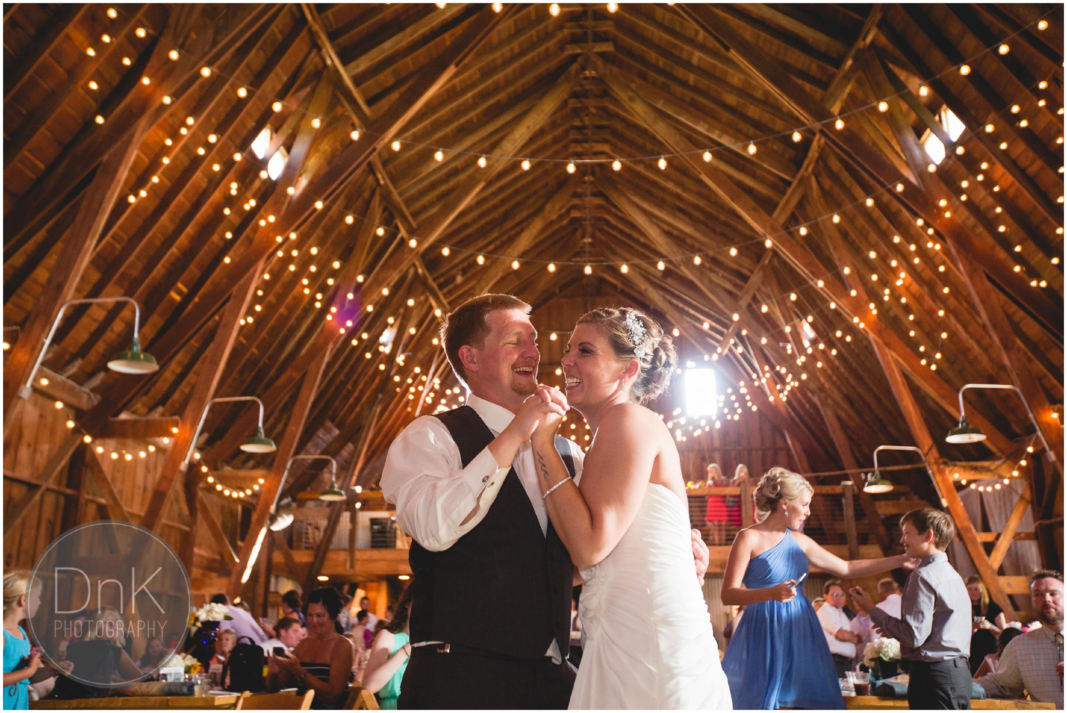 34- Dellwood Barn Wedding Reception Wedding Photographer