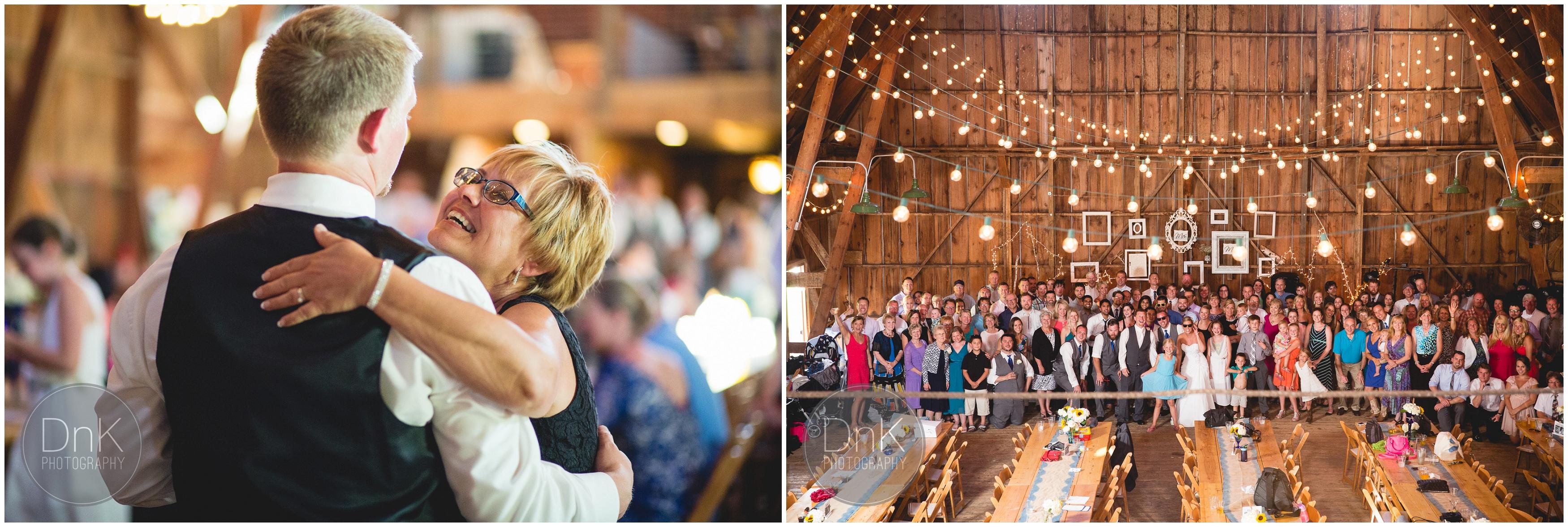 36- Dellwood Barn Wedding Reception
