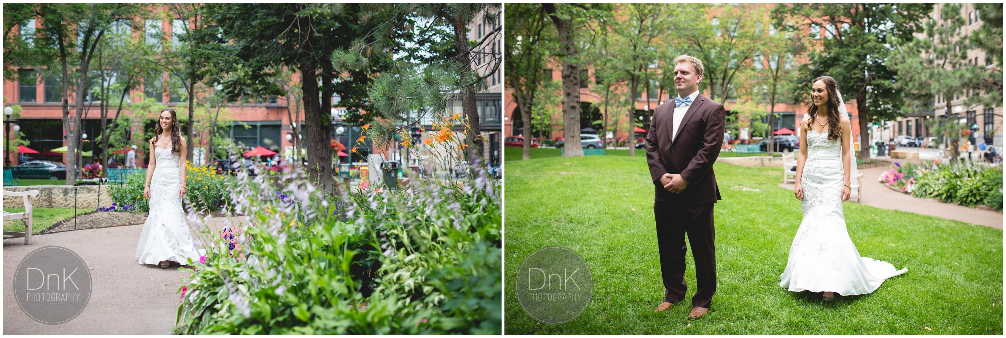 06 - Mears Park Wedding Photos