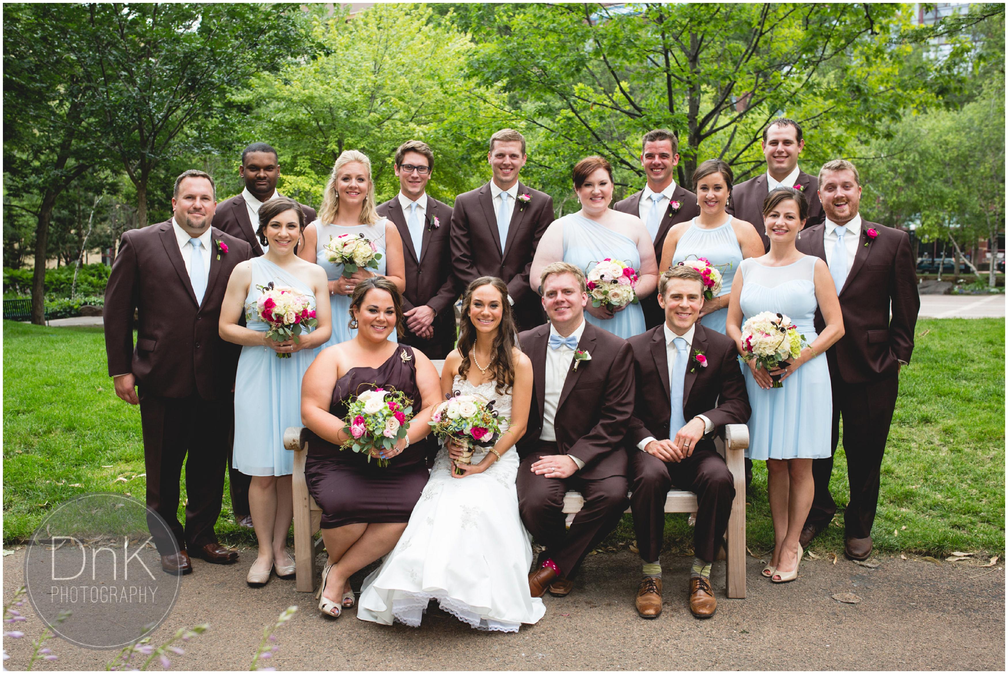 10 - Mears Park Wedding Photos