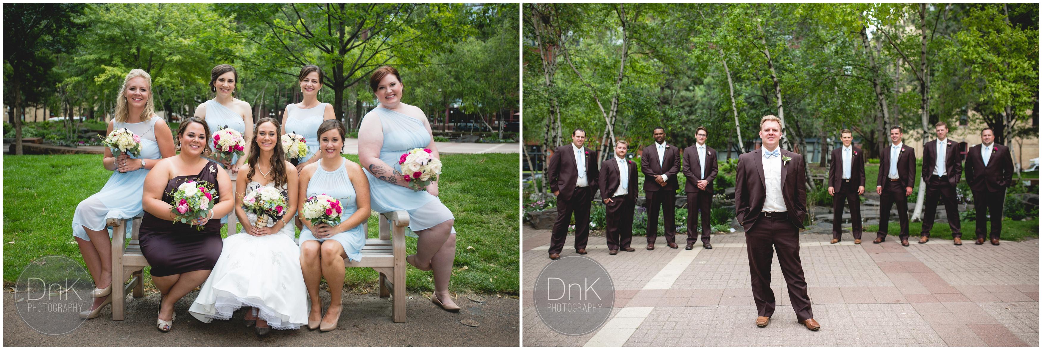 11 - Mears Park Wedding Photos